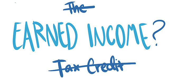 What counts as earned income?