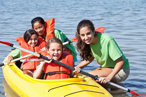 how summer camp can qualify for a deduction